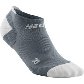 cep Ultralight Calcetines No Show Hombre, gris
